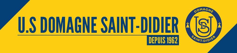 US Domagné Saint-Didier : site officiel du club de foot de DOMAGNE - footeo