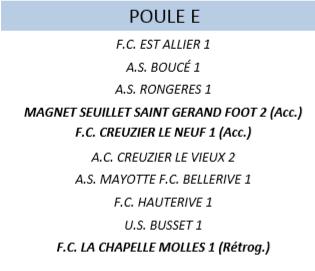 Poule DP 3