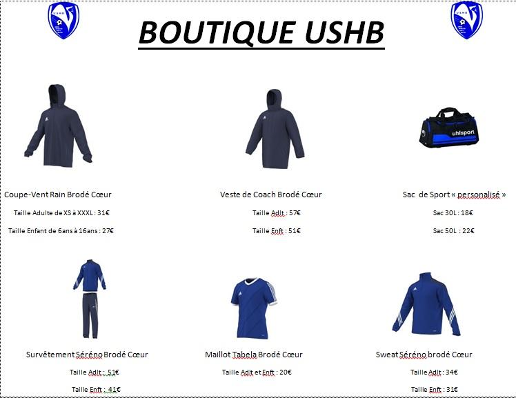 boutique USHB