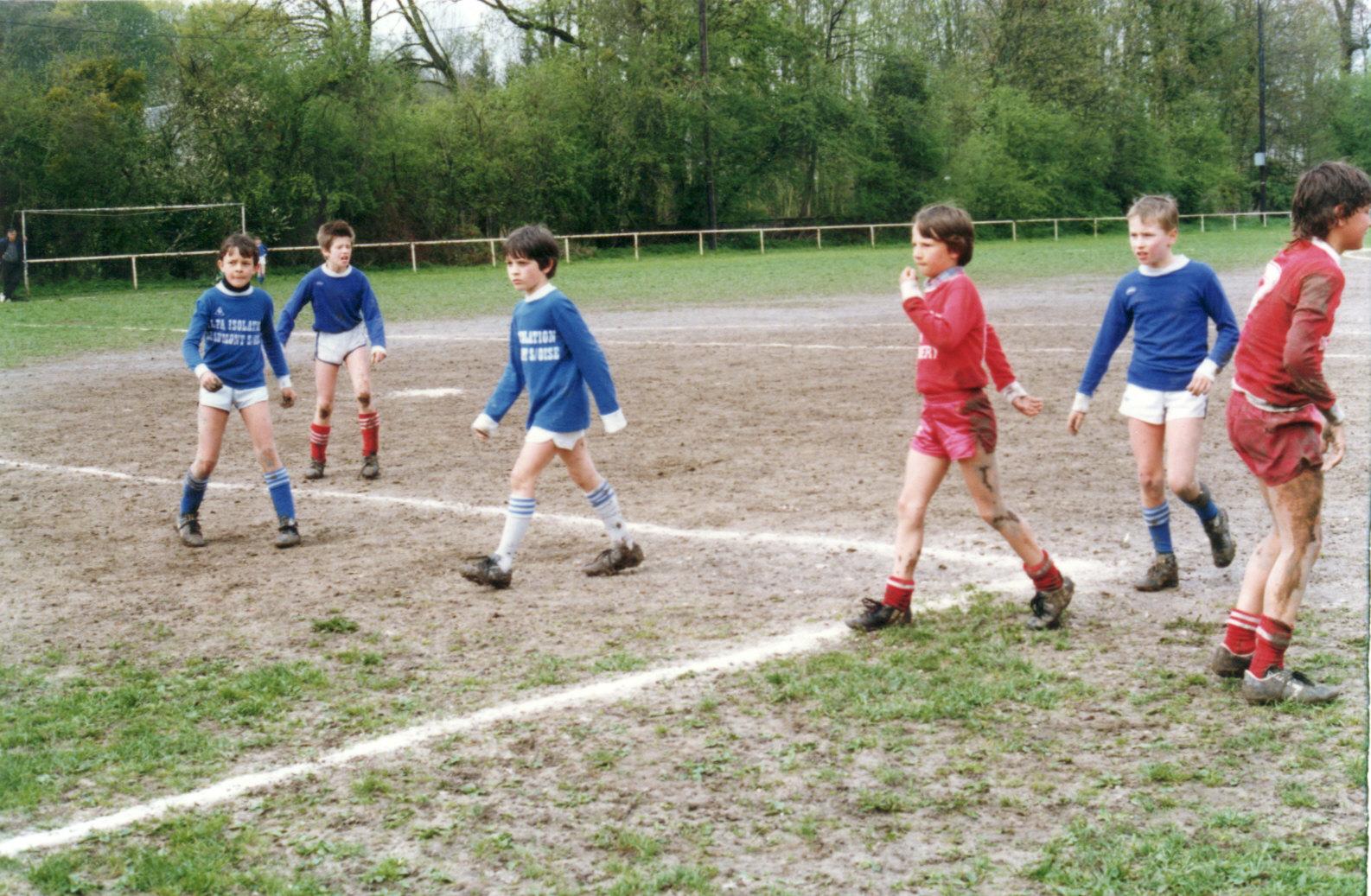 terrain n°2 en 1986