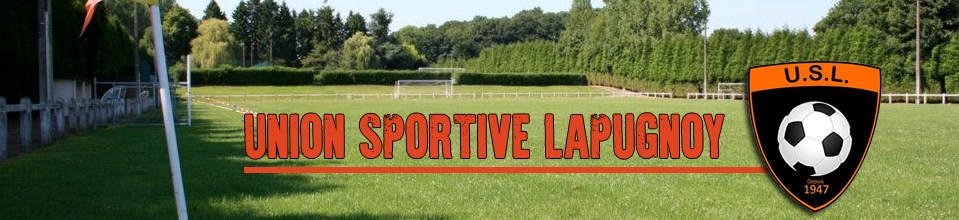 Union Sportive Lapugnoy : site officiel du club de foot de lapugnoy - footeo