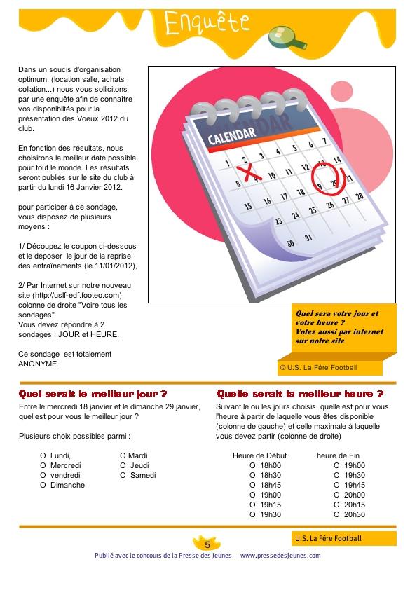 Journal 01 janvier 2012  Page 4