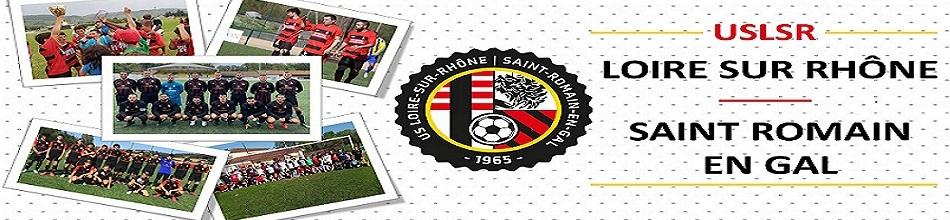 U.S. LOIRE S/RHONE : site officiel du club de foot de LOIRE SUR RHONE - footeo