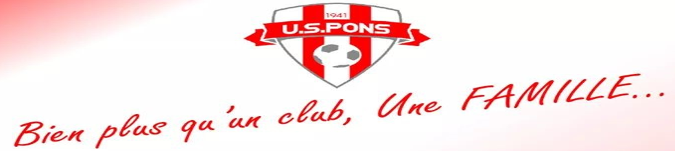 UNION SPORTIVE PONTOISE : site officiel du club de foot de PONS - footeo