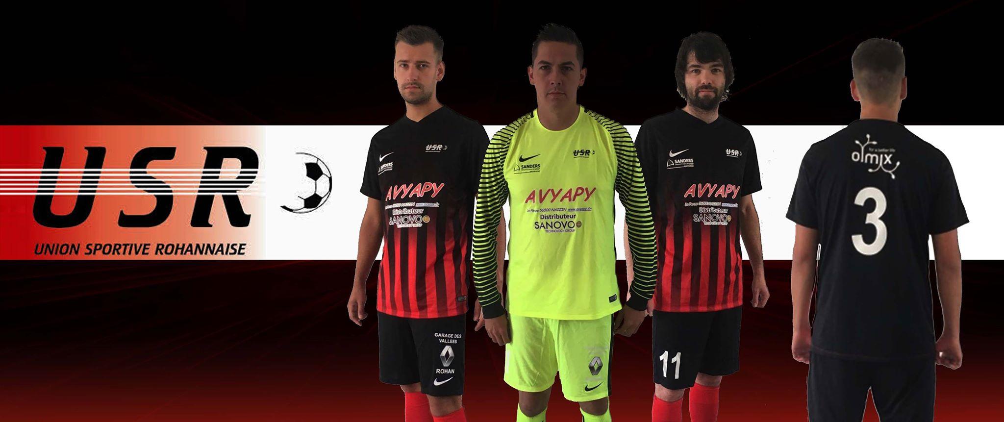 Maillot officiel équipe A