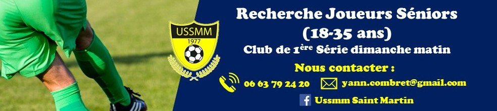 Union Sportive Saint Martin du Manoir : site officiel du club de foot de ST MARTIN DU MANOIR - footeo
