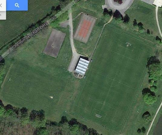 terrain stade municipal de chambery saint brice club football ecole de foot du val de vienne. Black Bedroom Furniture Sets. Home Design Ideas