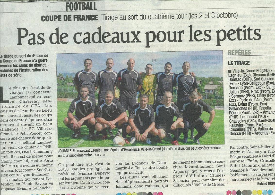 Le Dauphiné du 23-09-2010